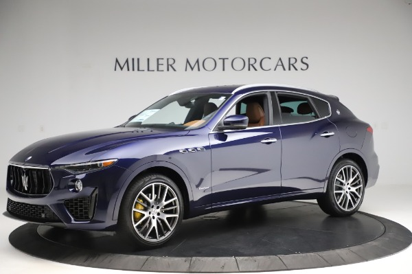 New 2020 Maserati Levante Q4 GranSport for sale $86,685 at Alfa Romeo of Greenwich in Greenwich CT 06830 2