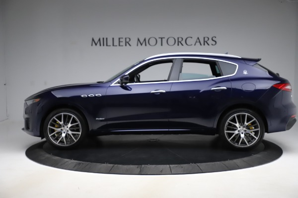 New 2020 Maserati Levante Q4 GranSport for sale $86,685 at Alfa Romeo of Greenwich in Greenwich CT 06830 3