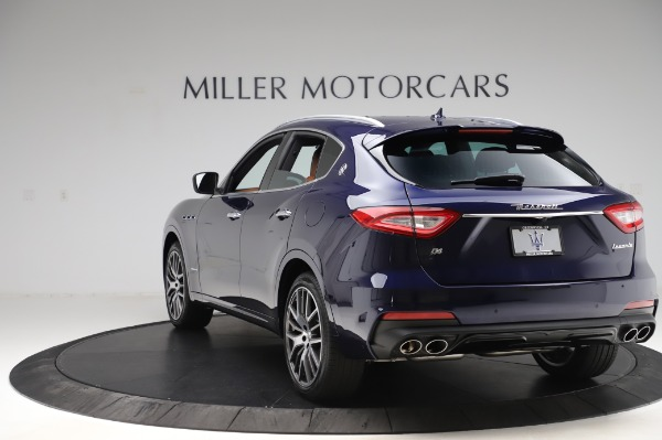 New 2020 Maserati Levante Q4 GranSport for sale $86,685 at Alfa Romeo of Greenwich in Greenwich CT 06830 5