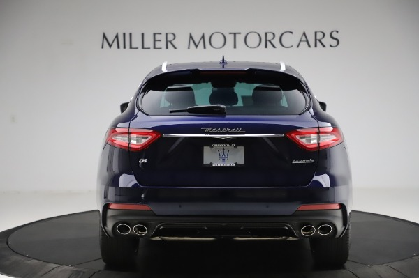 New 2020 Maserati Levante Q4 GranSport for sale $86,685 at Alfa Romeo of Greenwich in Greenwich CT 06830 6