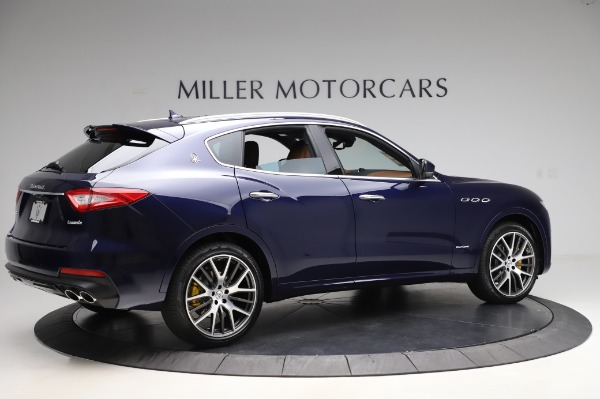 New 2020 Maserati Levante Q4 GranSport for sale $86,685 at Alfa Romeo of Greenwich in Greenwich CT 06830 8