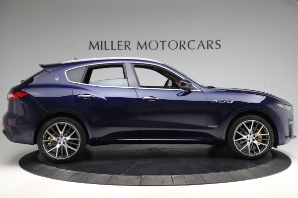 New 2020 Maserati Levante Q4 GranSport for sale $86,685 at Alfa Romeo of Greenwich in Greenwich CT 06830 9