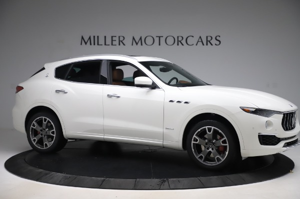 New 2020 Maserati Levante Q4 GranLusso for sale $87,449 at Alfa Romeo of Greenwich in Greenwich CT 06830 10