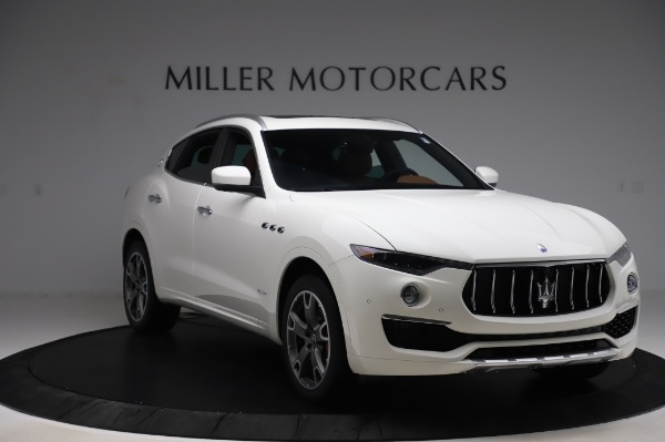 New 2020 Maserati Levante Q4 GranLusso for sale $87,449 at Alfa Romeo of Greenwich in Greenwich CT 06830 11