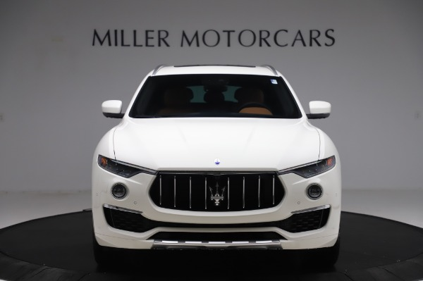 New 2020 Maserati Levante Q4 GranLusso for sale $87,449 at Alfa Romeo of Greenwich in Greenwich CT 06830 12