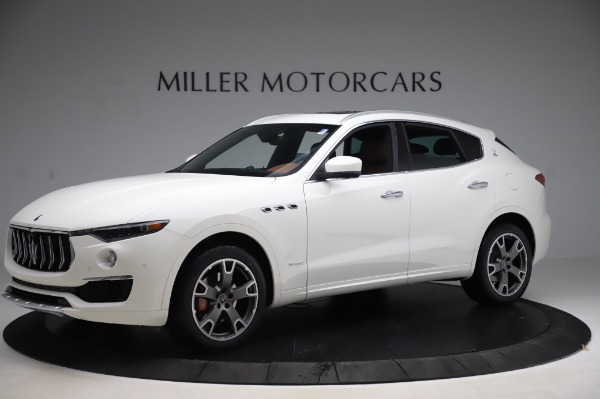 New 2020 Maserati Levante Q4 GranLusso for sale $87,449 at Alfa Romeo of Greenwich in Greenwich CT 06830 2