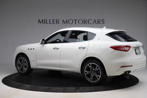 New 2020 Maserati Levante Q4 GranLusso for sale $87,449 at Alfa Romeo of Greenwich in Greenwich CT 06830 4