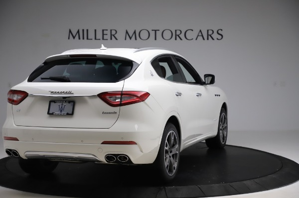 New 2020 Maserati Levante Q4 GranLusso for sale $87,449 at Alfa Romeo of Greenwich in Greenwich CT 06830 7