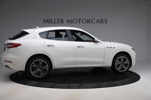 New 2020 Maserati Levante Q4 GranLusso for sale $87,449 at Alfa Romeo of Greenwich in Greenwich CT 06830 8
