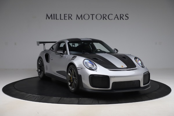 Used 2019 Porsche 911 GT2 RS for sale $316,900 at Alfa Romeo of Greenwich in Greenwich CT 06830 10