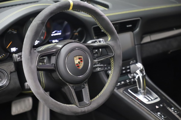 Used 2019 Porsche 911 GT2 RS for sale $316,900 at Alfa Romeo of Greenwich in Greenwich CT 06830 16