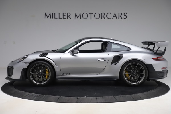 Used 2019 Porsche 911 GT2 RS for sale $316,900 at Alfa Romeo of Greenwich in Greenwich CT 06830 2