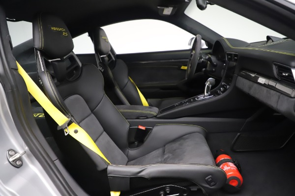 Used 2019 Porsche 911 GT2 RS for sale $316,900 at Alfa Romeo of Greenwich in Greenwich CT 06830 21