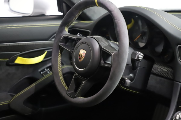 Used 2019 Porsche 911 GT2 RS for sale $316,900 at Alfa Romeo of Greenwich in Greenwich CT 06830 26