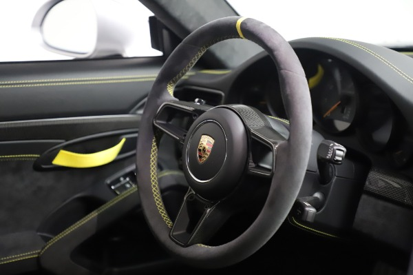 Used 2019 Porsche 911 GT2 RS for sale $316,900 at Alfa Romeo of Greenwich in Greenwich CT 06830 27
