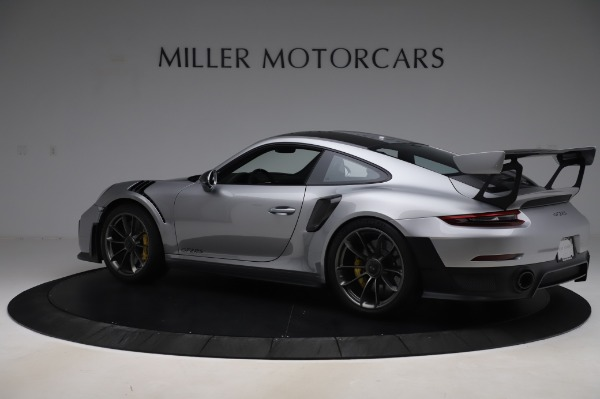 Used 2019 Porsche 911 GT2 RS for sale $316,900 at Alfa Romeo of Greenwich in Greenwich CT 06830 3