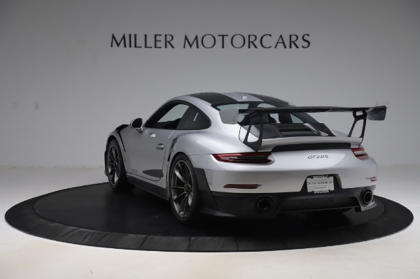 Used 2019 Porsche 911 GT2 RS for sale $316,900 at Alfa Romeo of Greenwich in Greenwich CT 06830 4