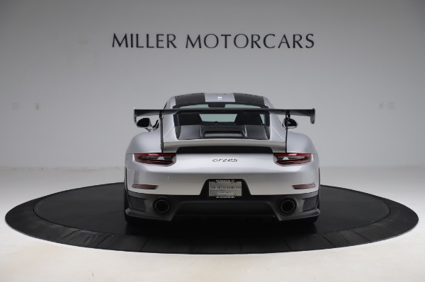 Used 2019 Porsche 911 GT2 RS for sale $316,900 at Alfa Romeo of Greenwich in Greenwich CT 06830 5