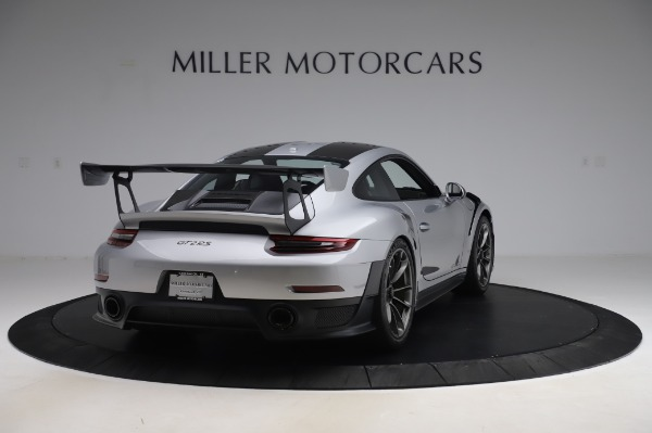 Used 2019 Porsche 911 GT2 RS for sale $316,900 at Alfa Romeo of Greenwich in Greenwich CT 06830 6