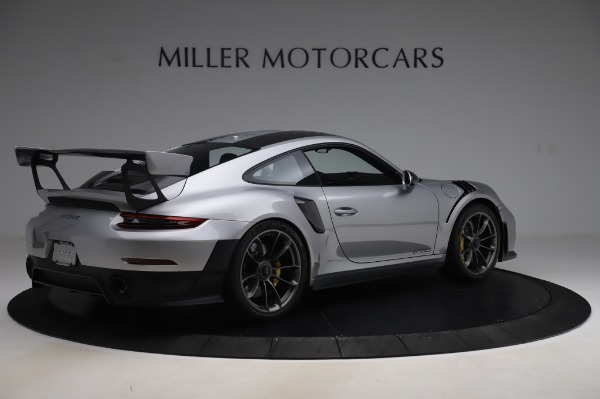 Used 2019 Porsche 911 GT2 RS for sale $316,900 at Alfa Romeo of Greenwich in Greenwich CT 06830 7