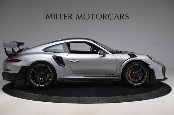 Used 2019 Porsche 911 GT2 RS for sale $316,900 at Alfa Romeo of Greenwich in Greenwich CT 06830 8