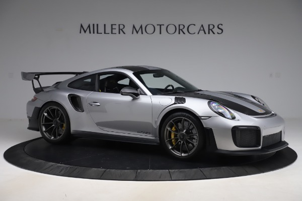 Used 2019 Porsche 911 GT2 RS for sale $316,900 at Alfa Romeo of Greenwich in Greenwich CT 06830 9