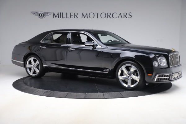 Used 2018 Bentley Mulsanne Speed for sale $239,900 at Alfa Romeo of Greenwich in Greenwich CT 06830 10