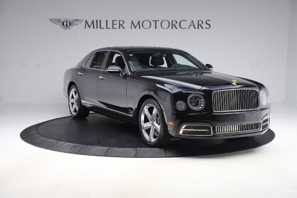 Used 2018 Bentley Mulsanne Speed for sale $239,900 at Alfa Romeo of Greenwich in Greenwich CT 06830 11