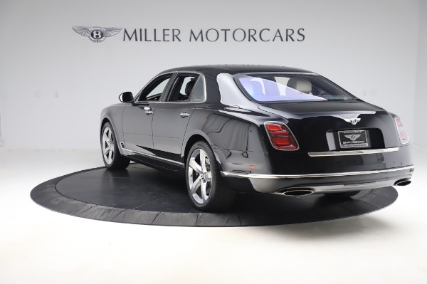 Used 2018 Bentley Mulsanne Speed for sale $239,900 at Alfa Romeo of Greenwich in Greenwich CT 06830 5