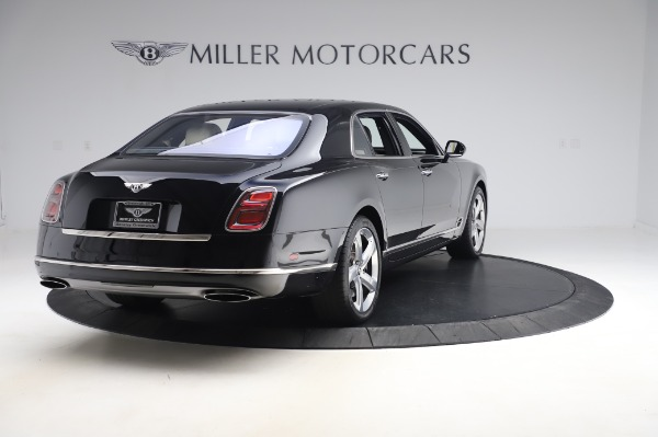 Used 2018 Bentley Mulsanne Speed for sale $239,900 at Alfa Romeo of Greenwich in Greenwich CT 06830 7