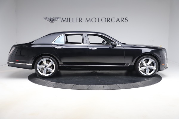 Used 2018 Bentley Mulsanne Speed for sale $239,900 at Alfa Romeo of Greenwich in Greenwich CT 06830 9