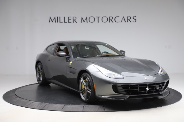 Used 2020 Ferrari GTC4Lusso for sale Call for price at Alfa Romeo of Greenwich in Greenwich CT 06830 11