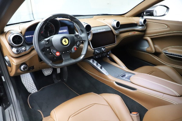 Used 2020 Ferrari GTC4Lusso for sale Call for price at Alfa Romeo of Greenwich in Greenwich CT 06830 13