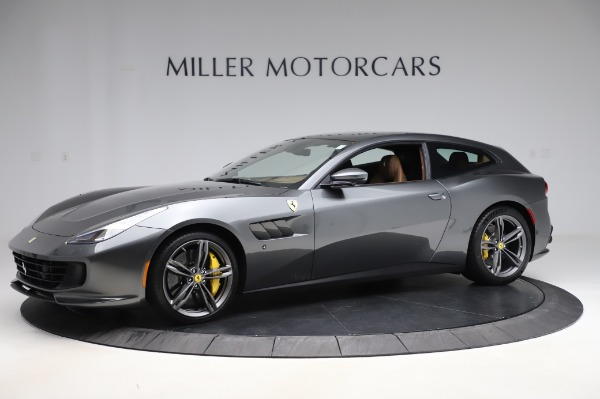 Used 2020 Ferrari GTC4Lusso for sale Call for price at Alfa Romeo of Greenwich in Greenwich CT 06830 2