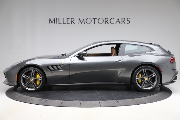 Used 2020 Ferrari GTC4Lusso for sale Call for price at Alfa Romeo of Greenwich in Greenwich CT 06830 3