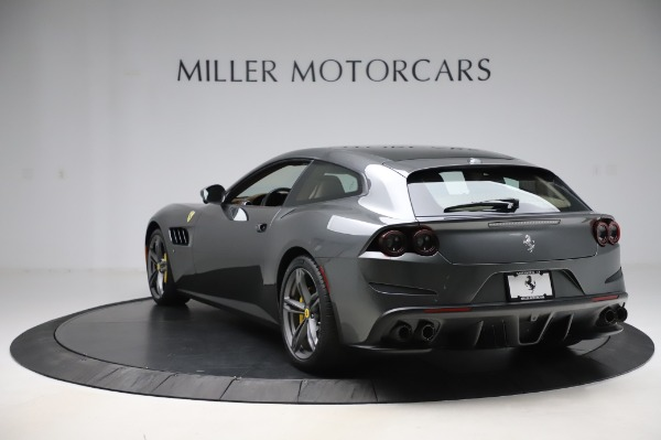 Used 2020 Ferrari GTC4Lusso for sale Call for price at Alfa Romeo of Greenwich in Greenwich CT 06830 5