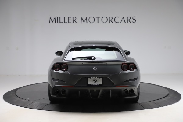 Used 2020 Ferrari GTC4Lusso for sale Call for price at Alfa Romeo of Greenwich in Greenwich CT 06830 6