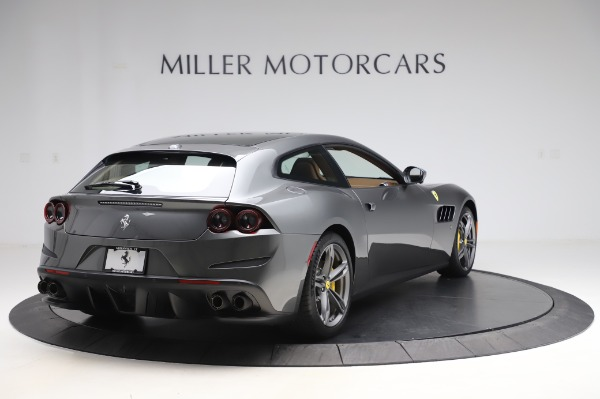 Used 2020 Ferrari GTC4Lusso for sale Call for price at Alfa Romeo of Greenwich in Greenwich CT 06830 7