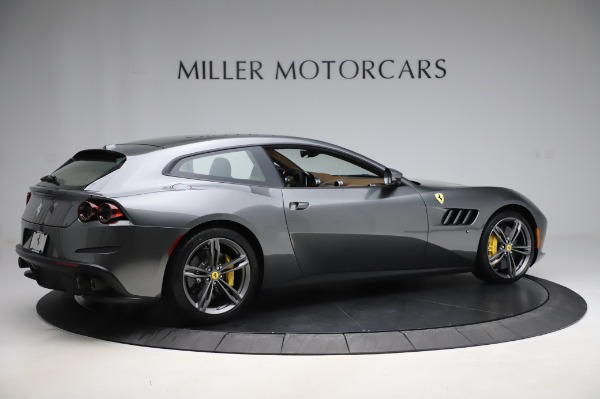 Used 2020 Ferrari GTC4Lusso for sale Call for price at Alfa Romeo of Greenwich in Greenwich CT 06830 8