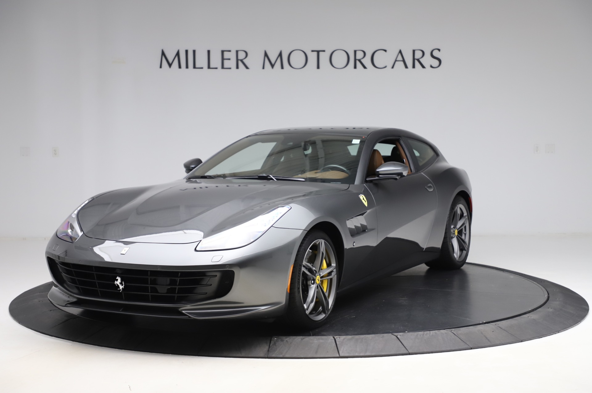 Used 2020 Ferrari GTC4Lusso for sale Call for price at Alfa Romeo of Greenwich in Greenwich CT 06830 1
