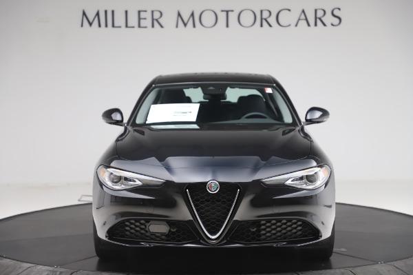 New 2020 Alfa Romeo Giulia Ti Lusso Q4 for sale $51,195 at Alfa Romeo of Greenwich in Greenwich CT 06830 12