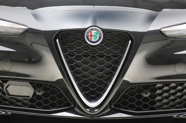 New 2020 Alfa Romeo Giulia Ti Lusso Q4 for sale $51,195 at Alfa Romeo of Greenwich in Greenwich CT 06830 13