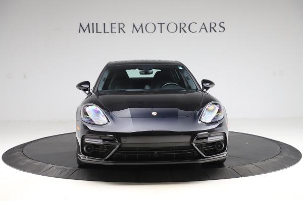 Used 2017 Porsche Panamera Turbo for sale $95,900 at Alfa Romeo of Greenwich in Greenwich CT 06830 12