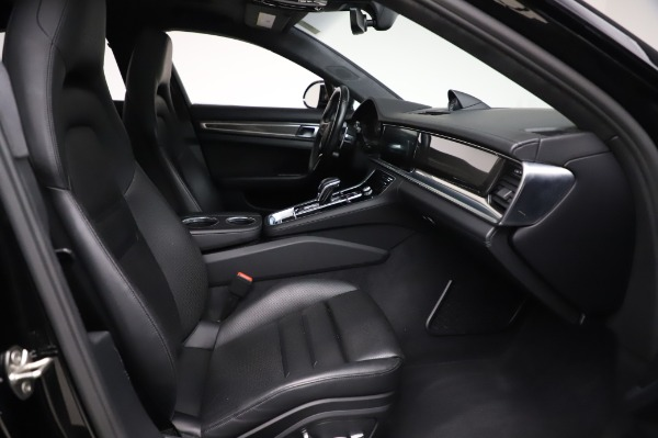 Used 2017 Porsche Panamera Turbo for sale $95,900 at Alfa Romeo of Greenwich in Greenwich CT 06830 20