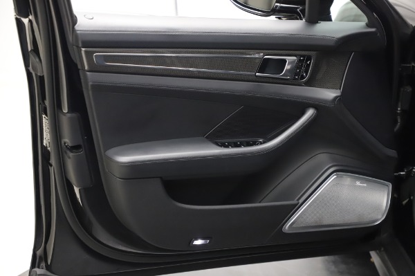 Used 2017 Porsche Panamera Turbo for sale $95,900 at Alfa Romeo of Greenwich in Greenwich CT 06830 23