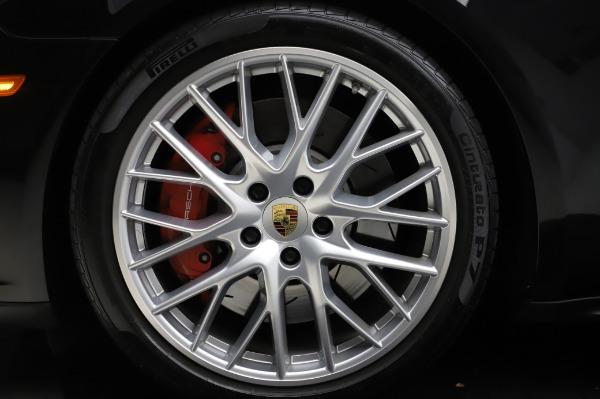 Used 2017 Porsche Panamera Turbo for sale $95,900 at Alfa Romeo of Greenwich in Greenwich CT 06830 27