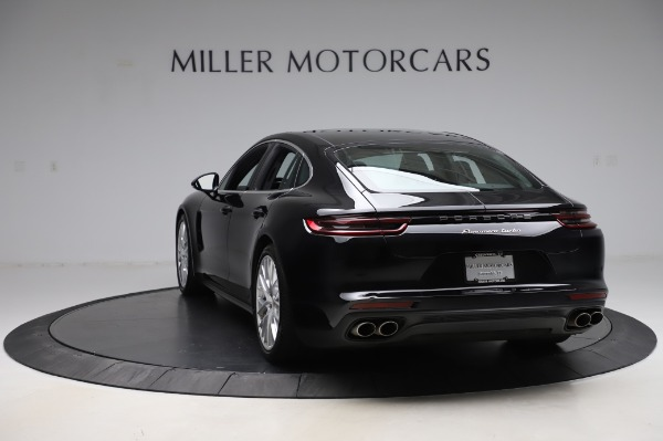 Used 2017 Porsche Panamera Turbo for sale $95,900 at Alfa Romeo of Greenwich in Greenwich CT 06830 5