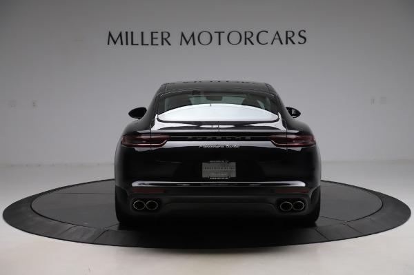 Used 2017 Porsche Panamera Turbo for sale $95,900 at Alfa Romeo of Greenwich in Greenwich CT 06830 6