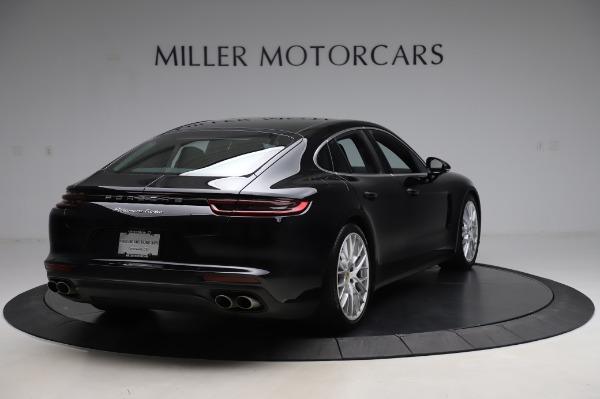 Used 2017 Porsche Panamera Turbo for sale $95,900 at Alfa Romeo of Greenwich in Greenwich CT 06830 7