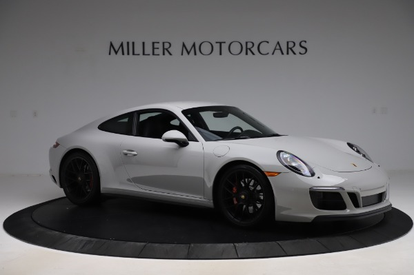 Used 2018 Porsche 911 Carrera GTS for sale Call for price at Alfa Romeo of Greenwich in Greenwich CT 06830 10